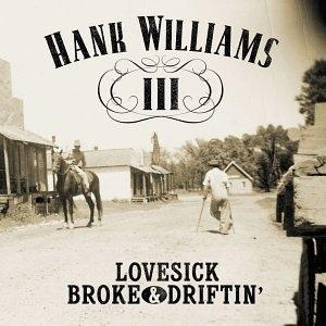 Lovesick, Broke & Driftin' album cover