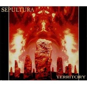 Territory (Single) album cover