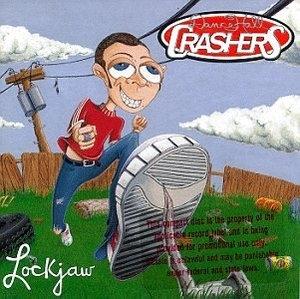 LockJaw album cover