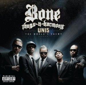 Uni5: The World's Enemy album cover