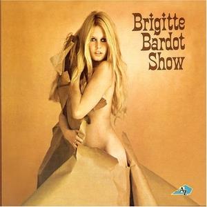 Brigitte Bardot Show album cover