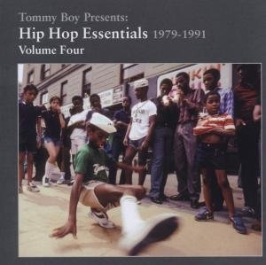Tommy Boy Presents: Hip Hop Essentials, Volume 5 (1979-1991) album cover