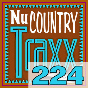 ERG Music: Nu Country Traxx, Vol. 224 (December 2017) album cover
