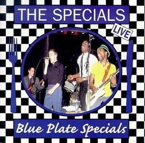 Blue Plate Specials Live album cover