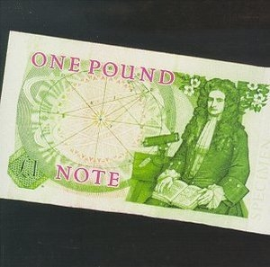 One Pound Note album cover