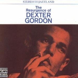 The Resurgence Of Dexter Gordon album cover