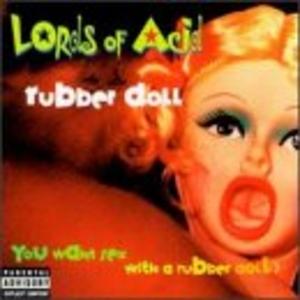 Rubber Doll album cover
