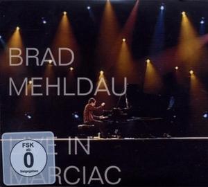 Live In Marciac album cover