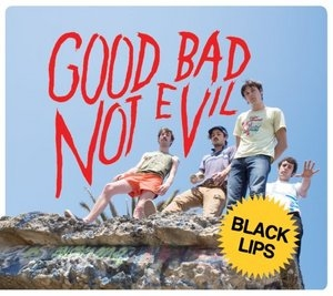 Good Bad Not Evil album cover
