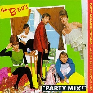 Party Mix~ Mesopotamia album cover