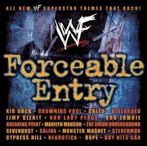 WWF Forceable Entry album cover