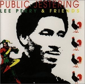 Public Jestering-Lee Perry And Friends (Attack) album cover