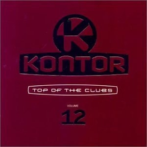 Kontor: Top Of The Clubs Vol.12 album cover