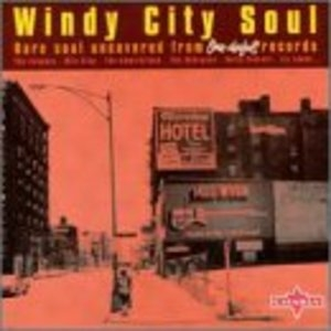 Windy City Soul album cover
