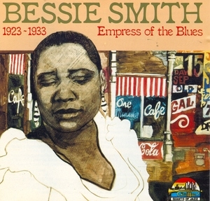 1923-1933: Empress Of The Blues album cover