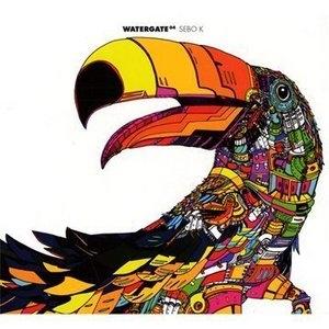Watergate 04 album cover