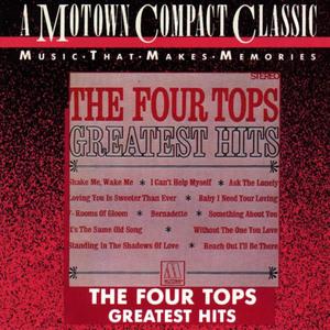 Greatest Hits (Motown) album cover