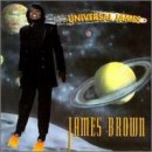 Universal James album cover