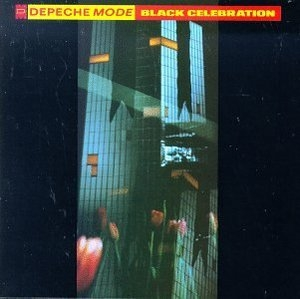 Black Celebration album cover