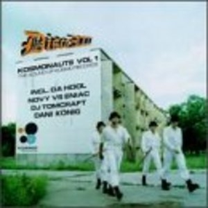 Disco 3000: The Kosmonauts Vol.1 album cover