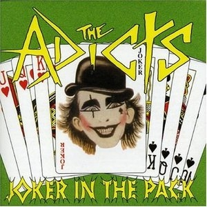 Joker In The Pack album cover
