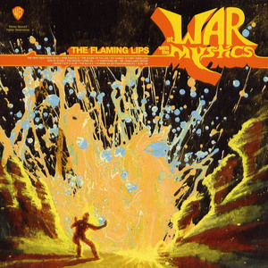 At War With The Mystics album cover