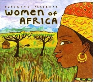 Putumayo Presents: Women Of Africa album cover
