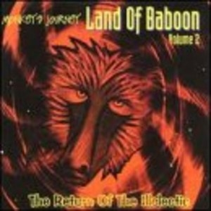 Land Of Baboon Vol.2: The Return Of The Illclectic album cover