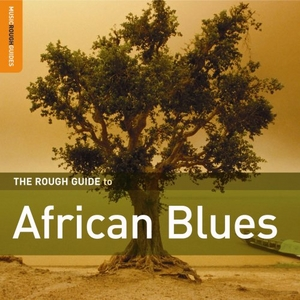 The Rough Guide To African Blues album cover