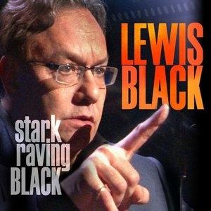 Stark Raving Black album cover