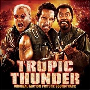 Tropic Thunder album cover