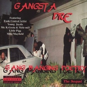 Gang Bangin Poetry: The Sequel album cover