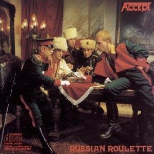 Russian Roulette album cover