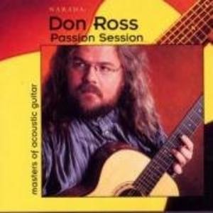 Passion Session album cover