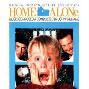 Home Alone: Original Motion Picture Soundtrack album cover