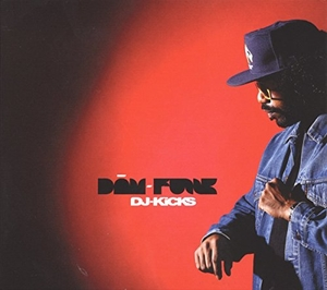 DJ-Kicks: DāM-FunK album cover