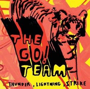 Thunder, Lightning, Strike album cover