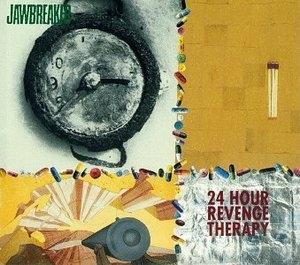 24 Hour Revenge Therapy album cover
