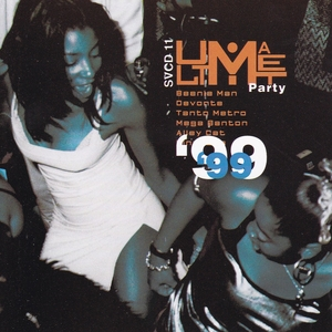 Ultimate Party '99 album cover