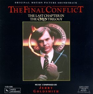 The Final Conflict: Original Motion Picture Soundtrack album cover