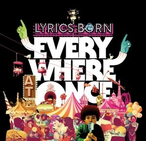 Everywhere At Once album cover