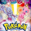 Pokémon: The First Movie ... album cover