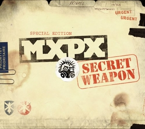 Secret Weapon album cover