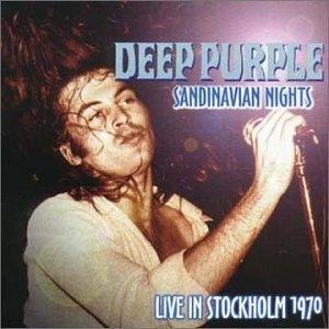 Scandinavian Nights album cover