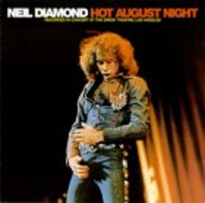 Hot August Night album cover