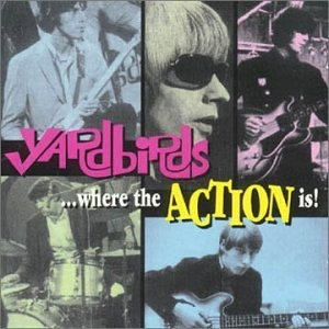 ...Where The Action Is album cover