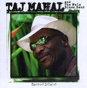 Sacred Island album cover