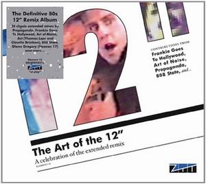 Zang Tuum Tumb: The Art Of The 12inch album cover