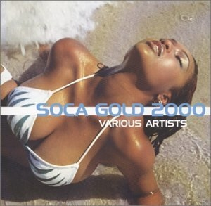 Soca Gold 2000 album cover