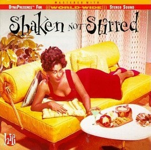 Shaken Not Stirred album cover